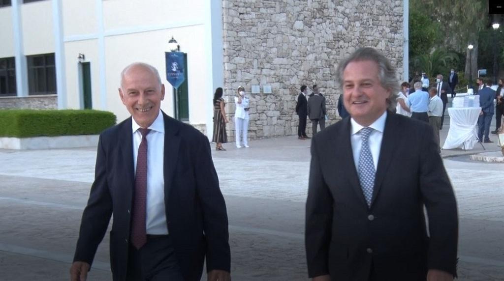 Ευθύνη και της Πολιτείας η μετάβαση στη πράσινη ναυτιλία: Χαράλαμπος Σημαντώνης Πρόεδρος ΕΕΝΜΑ
