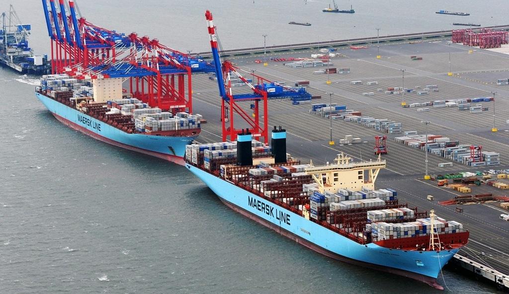 Maersk: Δουλεύει με ηλεκτρονικές παραγγελίες, λόγω κορονοιού