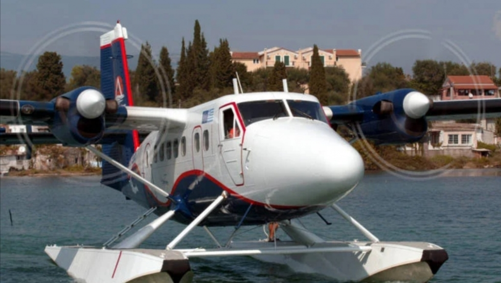 Water Airports postpones operations in Ionian Sea for 2021