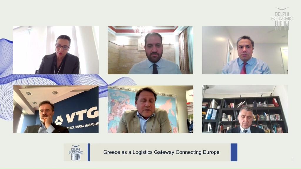 Στόχος, τρία λειτουργικά διαμετακομιστικά κέντρα στην Ελλάδα