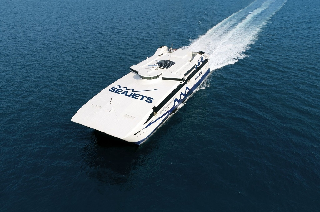 Seajets speedboats to relaunch on July 3