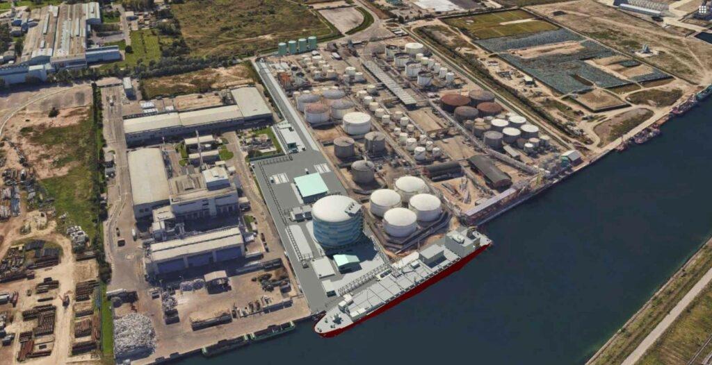 Συμφωνία Venice Energy για FSRU με ευρωπαϊκή