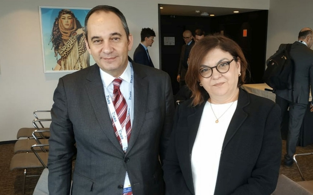 Shipping Min Plakiotakis meets with EU Commissioner for Transport Valean