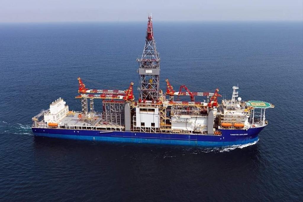 Κύπρος: Στο λιμάνι της Λάρνακας το πλωτό γεωτρύπανο της ENI-TOTAL