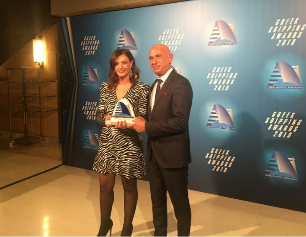Piraeus Bank financed with 500 million euros Greek shipping this year, we intend to keep the pace: Eleni Vrettou