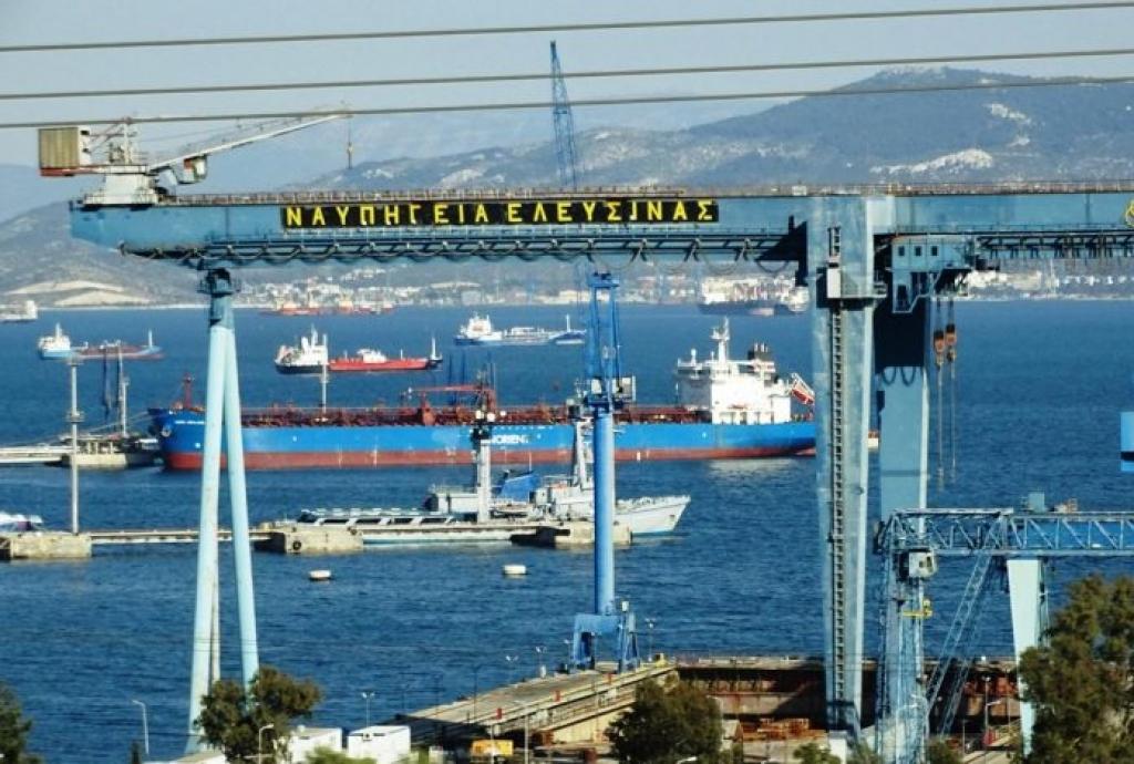 Όροι και προϋποθέσεις για την παραγωγική ανασυγκρότηση της Ναυπηγικής Βιομηχανίας στη χώρα μας.