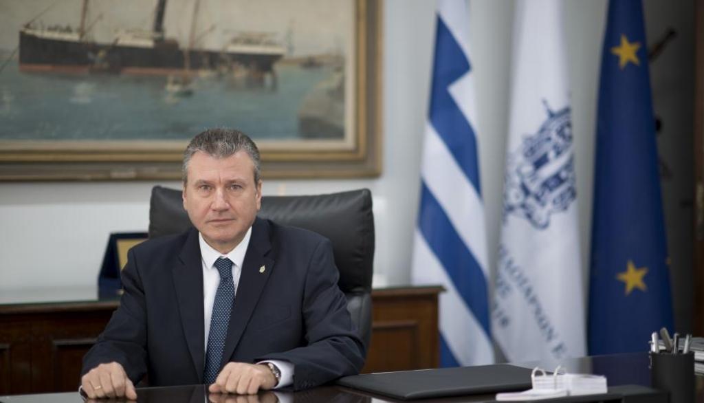 Επαναπατρισμός των Ελλήνων Ναυτικών, επιστολή του προέδρου της Π.Ε.Π.Ε.Ν προς τον Υ.ΝΑ.Ν.Π