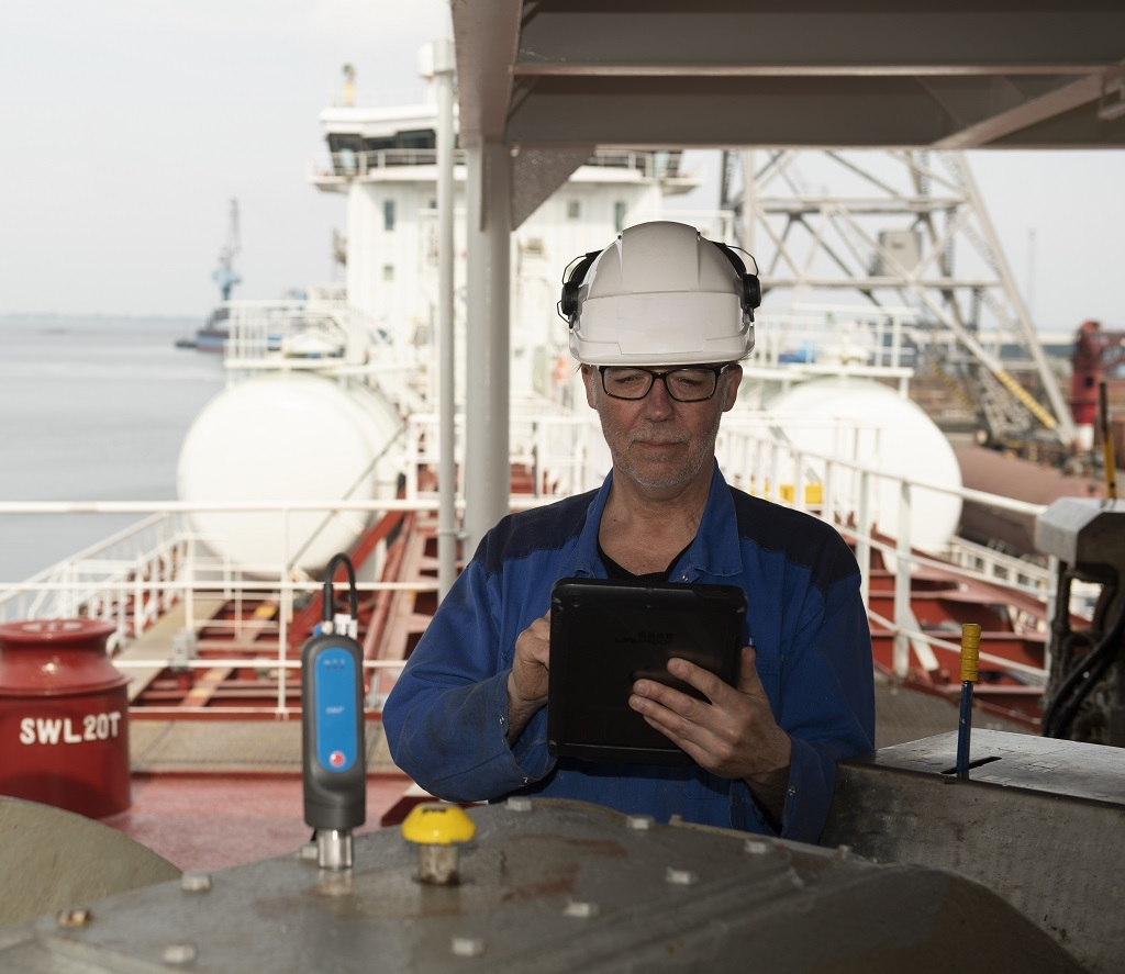 Capital Ship Management Corp uses SKF equipment to control maintenance costs and avoid breakdowns