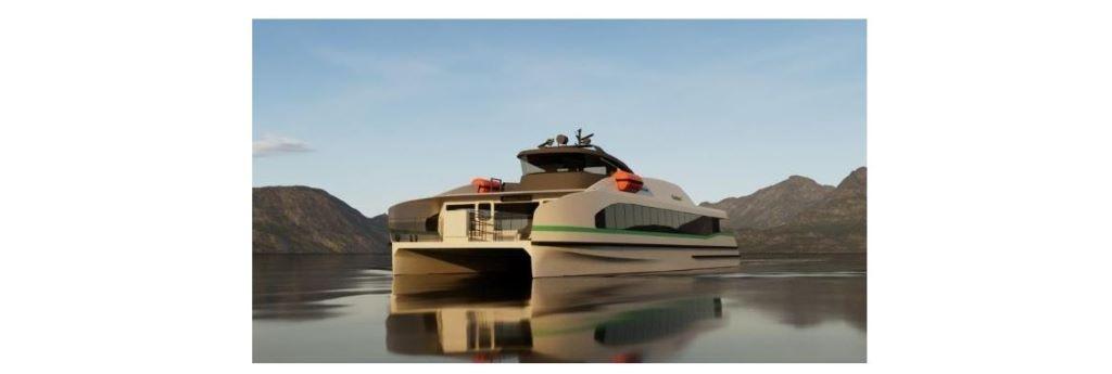 TrAM project: Το πρώτο ηλεκτρικό fast ferry στον κόσμο