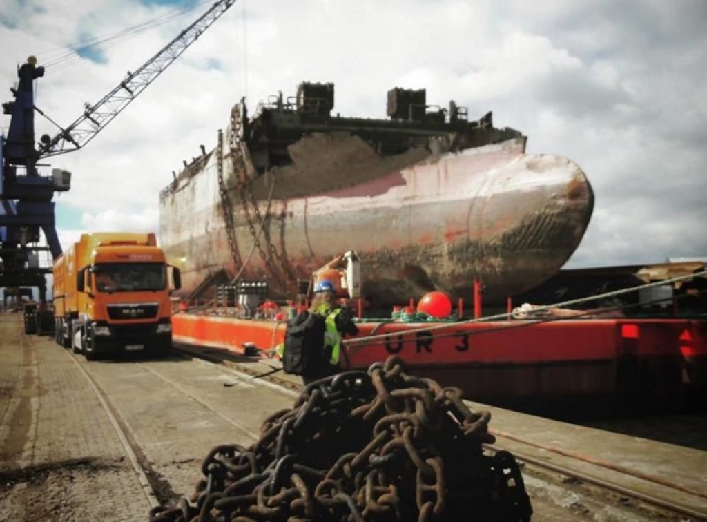 The EU Ship Recycling Regulation: Completing your IHM during COVID-1930 June 2020