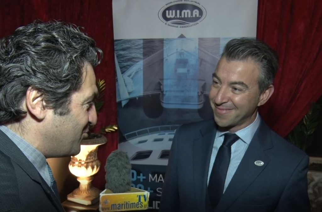 WIMA's secret of success is that in unity we stand strong: Elias Hajiefremidis, President of W.I.M.A.
