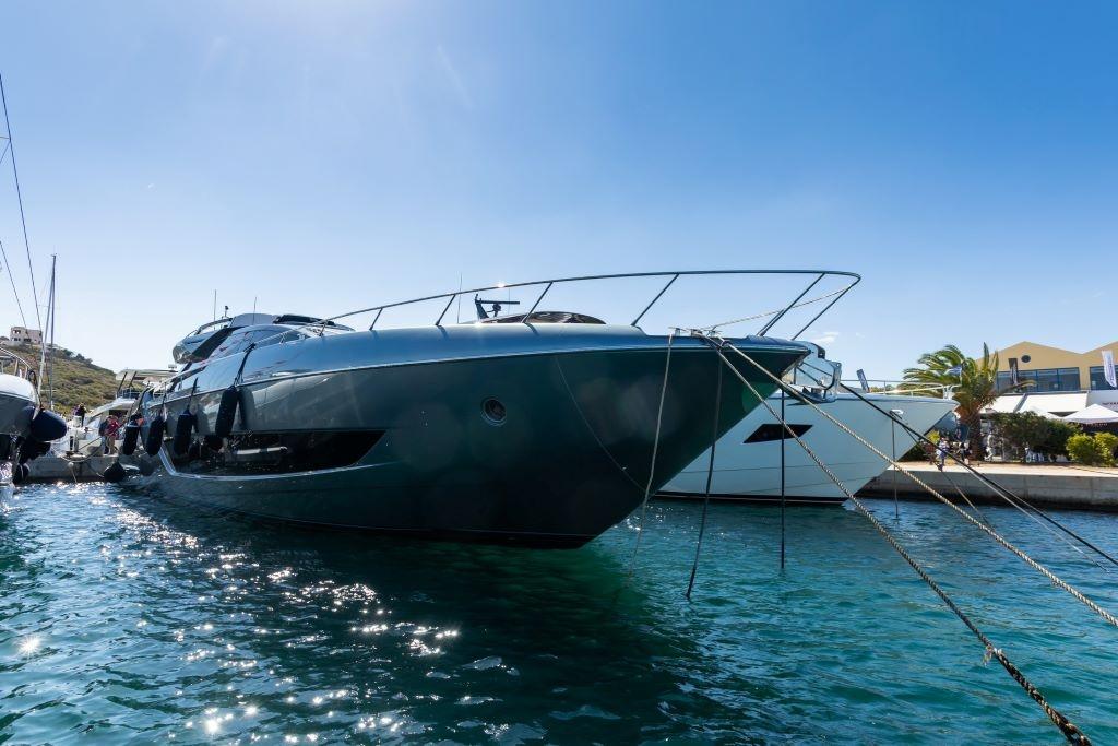 Με επιτυχία ολοκληρώθηκε το 1ο Olympic Yacht Show