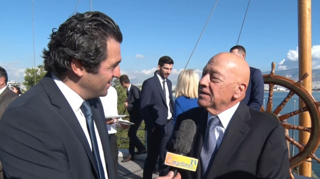 Banks to support new shipowners, it is an investment for the future: George Prokopiou future: George Prokopiou