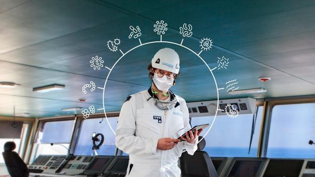 Προσφέρουμε στους πλοιοκτήτες σαφή στοιχεία «πλοήγησης» και κατεύθυνσης:  Ιωάννης Χιωτόπουλος, VP, Regional Manager DNV GL – Maritime