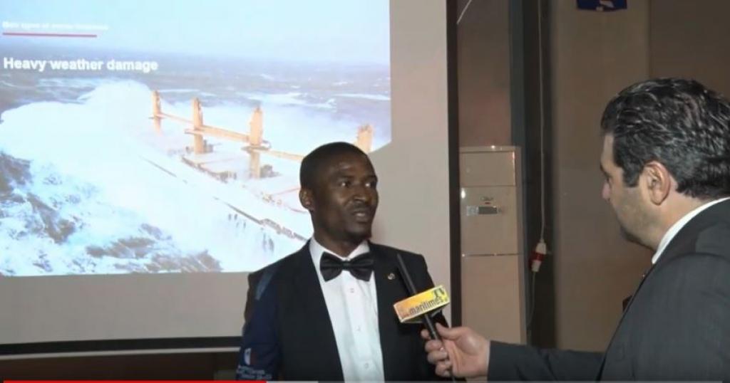 Είναι πολύ ωφέλιμη η ευκαιρία να συναντάμε πρωτοπόρους της ναυτιλίας: φοιτητές World Maritime University
