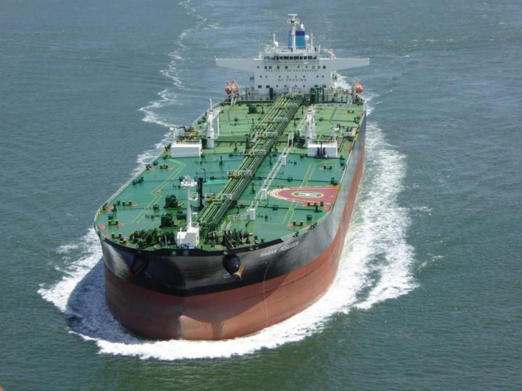BIMCO's SNOW: Zero tonnes of Saudi crude oil imported by the US