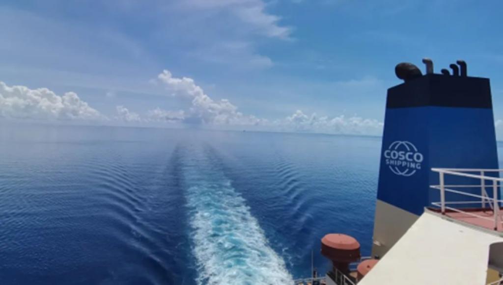 COSCO SHIPPING Promotes Energy-Saving Low-Carbon Green Development