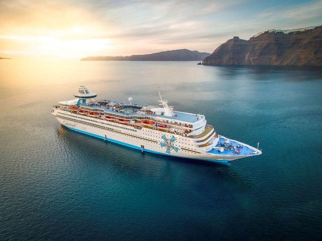 Celestyal Cruises announces new spring 2021 recommencement date and new dedicated terminal at Lavrion port for the three & four-night itineraries
