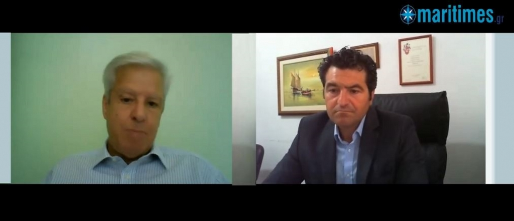 Financing for smaller shipping companies is more expensive: George Kofinakos, StormHarbour