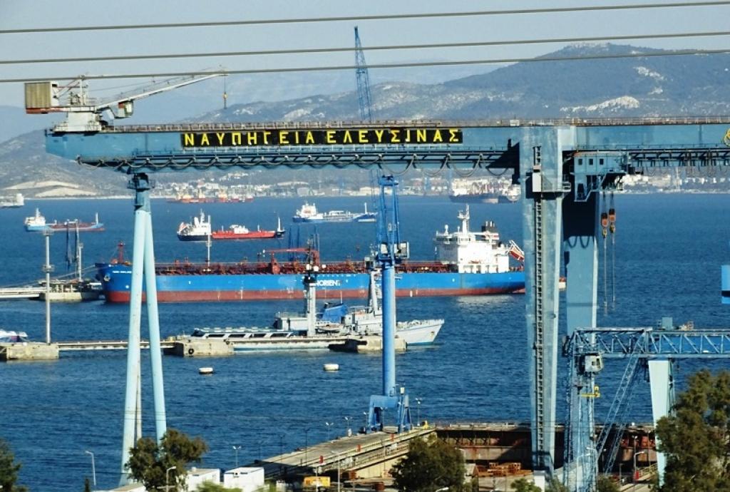 Αδ. Γεωργιάδης: Στόχος για τα ναυπηγεία Ελευσίνας είναι να έχουμε έως τα τέλη Μαρτίου το μοντέλο των ναυπηγείων της Σύρου