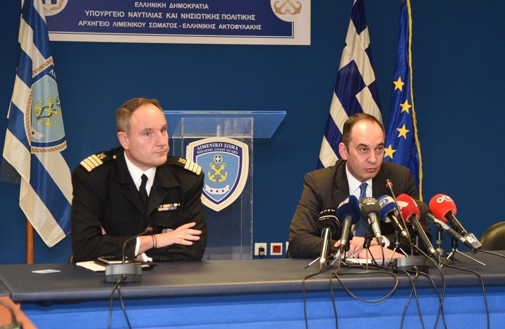 Δήλωση του Υ.ΝΑ.Ν.Π. κ. Γιάννη Πλακιωτάκη για την απελευθέρωση του Έλληνα δόκιμου Μηχανικού Ε.Ν. Δημήτρη Γκιάτη