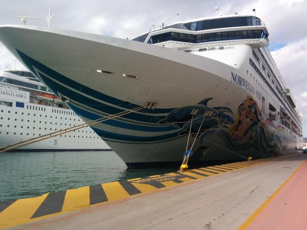 Λιμάνι ανεφοδιασμού για κρουαζιερόπλοια ο Πειραιάς